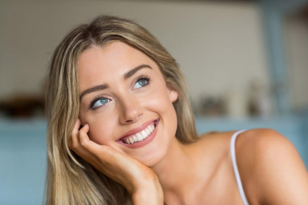 Happy Female Dental Patient | Scott J Stephens, DDS 72703