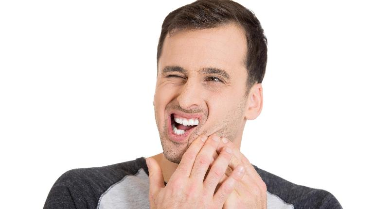 Dental Patient in Pain | Dentist Fayetteville AR | Dental Blog